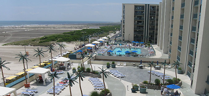 OCEAN TOWERS Wildwood Real Estate